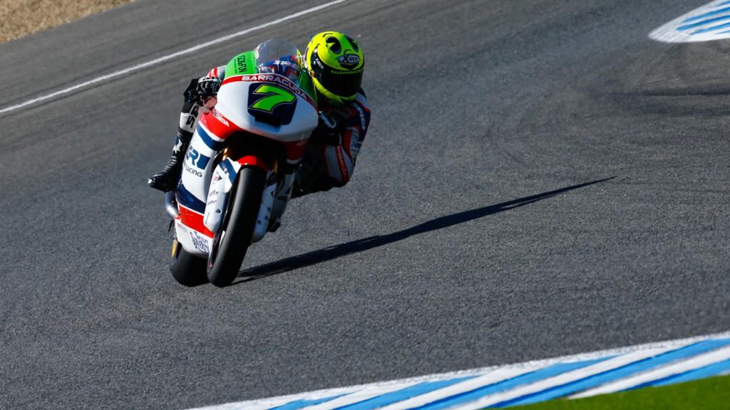 Lorenzo Baldassarri, Gresini Moto2, SPA FP2