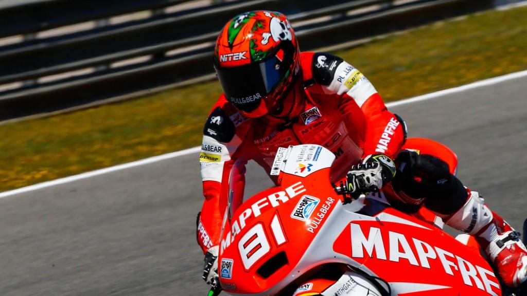 Jordi Torres, Mapfre Aspar Team Moto2, SPA FP2