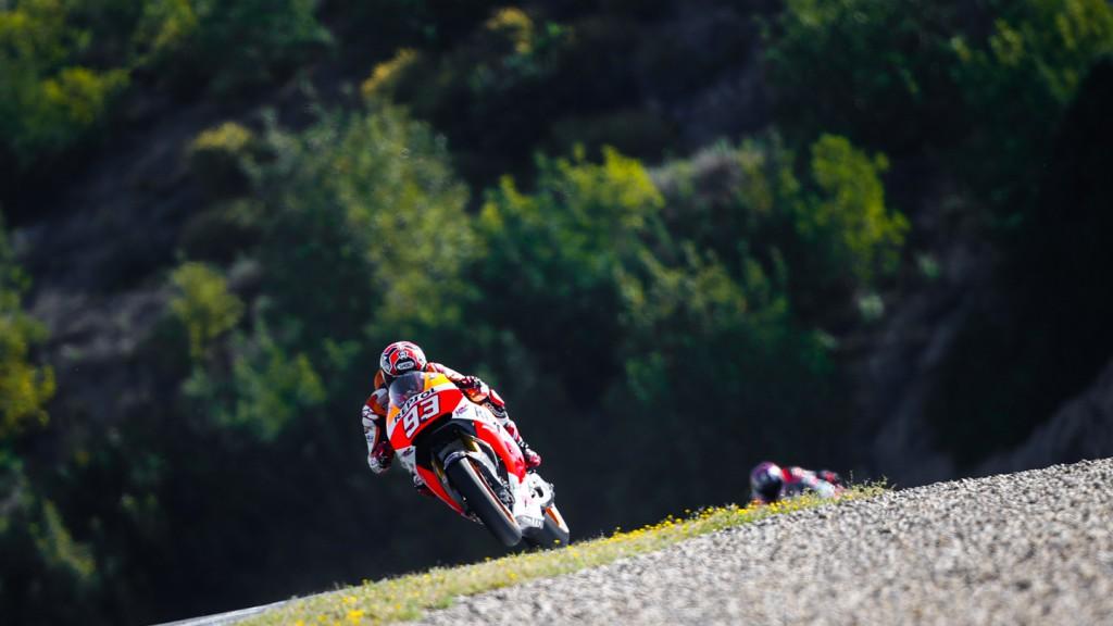 Marc Marquez, Repsol Honda Team, SPA FP2