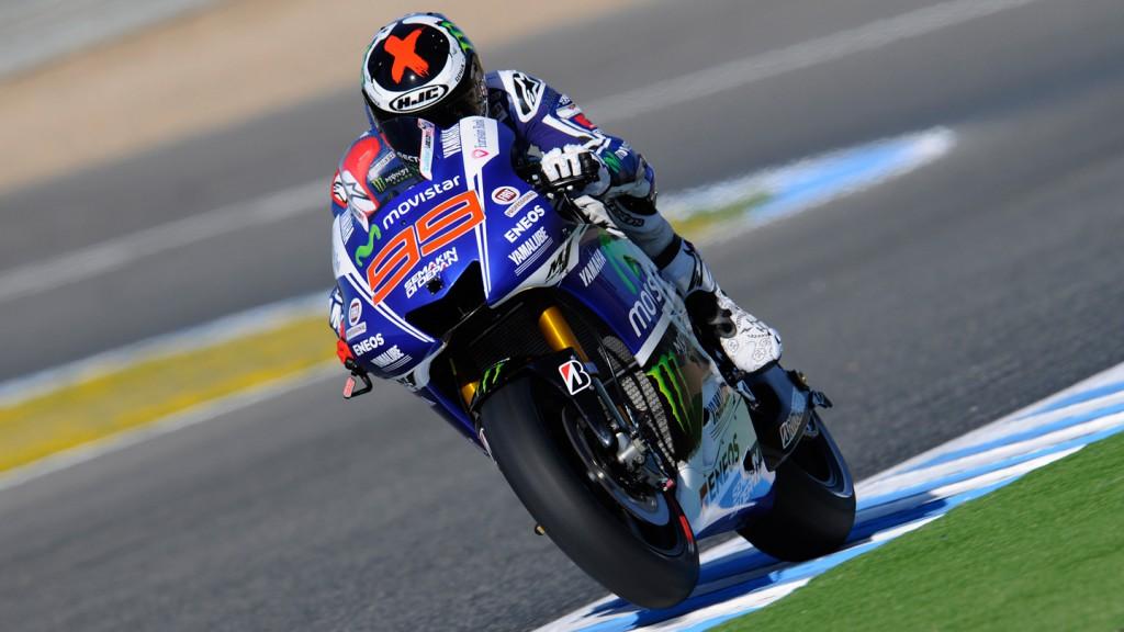 Jorge Lorenzo, Movistar Yamaha MotoGP, SPA FP2