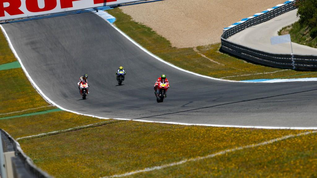 MotoGP, SPA FP2