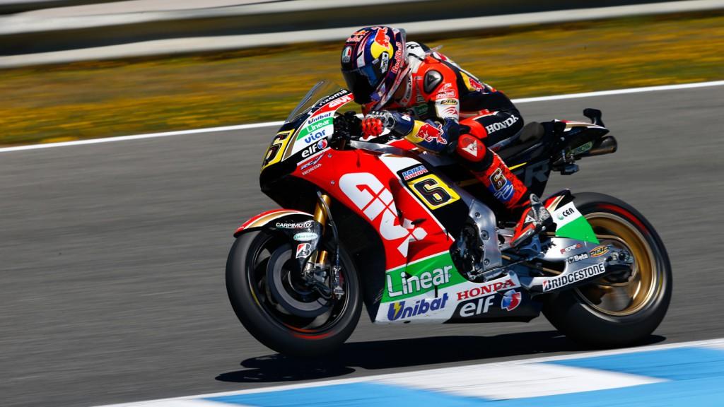 Stefan Bradl, LCR Honda MotoGP, SPA Q2