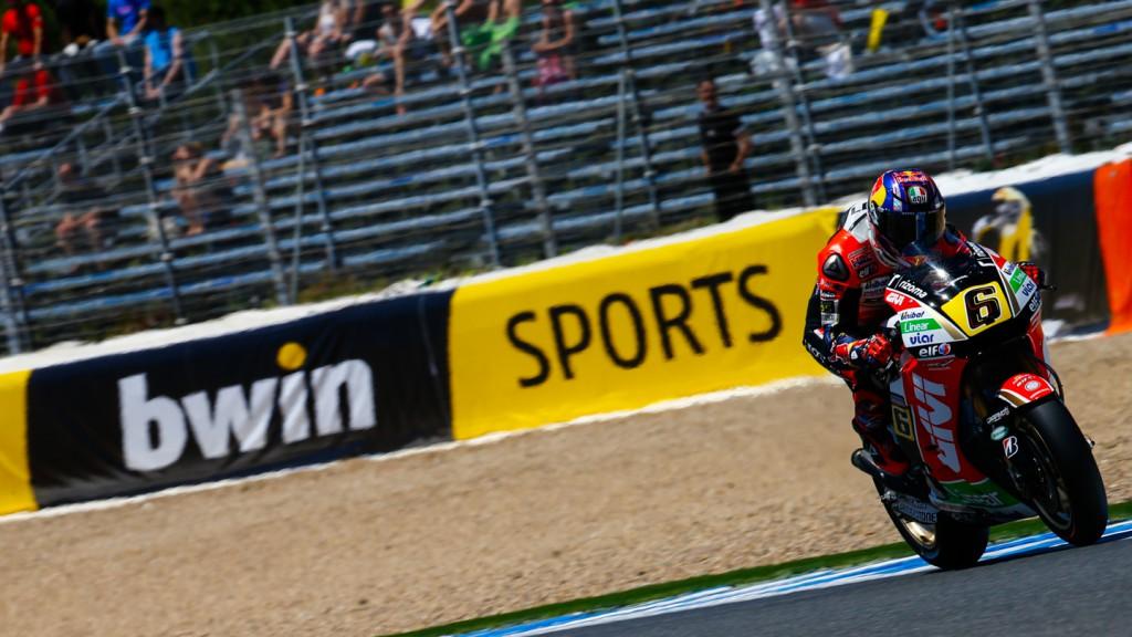 Stefan Bradl, LCR Honda MotoGP, SPA FP3