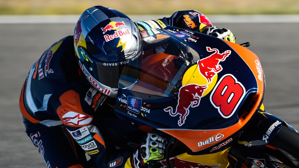 Jack Miller, Red Bull KTM Ajo, SPA FP3