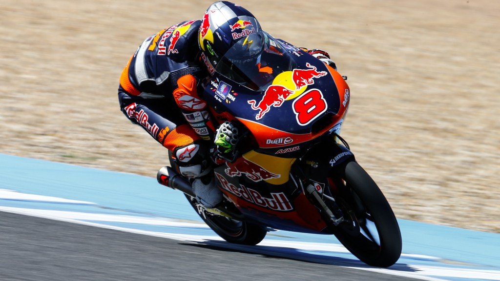 Jack Miller, Red Bull KTM Ajo, SPA QP