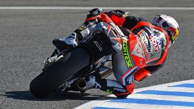 Sandro Cortese, Dynavolt Intact GP, SPA QP