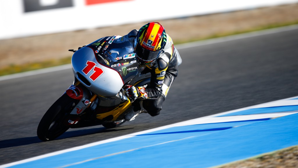 Livio Loi, Marc VDS Racing Team, SPA QP