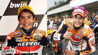 Marc Marquez 100 GP's