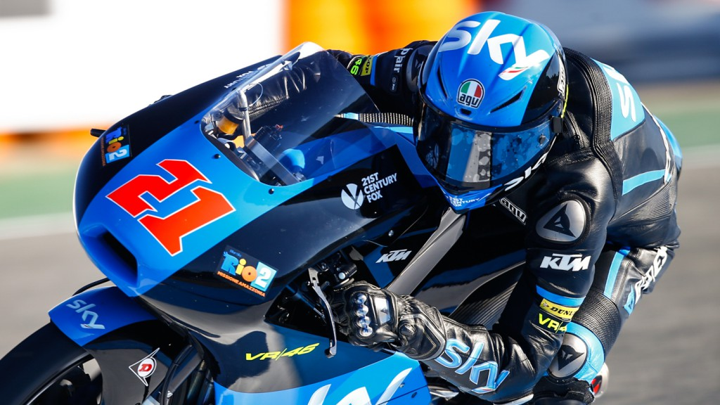 Francesco Bagnaia, SKY Racing Team  VR46, SPA QP