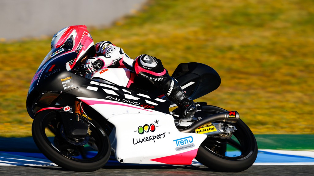Ana Carrasco, RW Racing GP, SPA QP