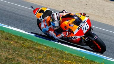 Dani Pedrosa, Repsol Honda Team, SPA FP3