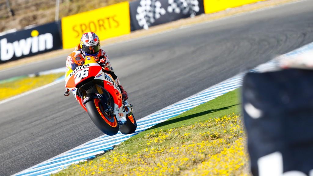 Dani Pedrosa, Repsol Honda Team, SPA Q2