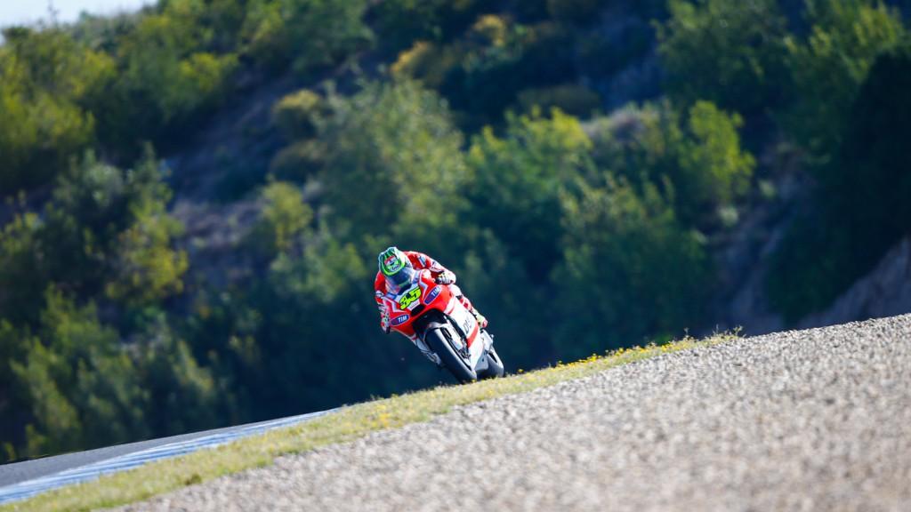 Cal Crutchlow, Ducati Team, SPA FP3