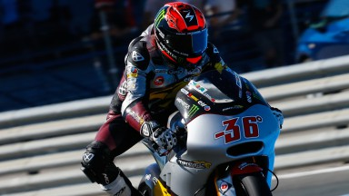 Mika Kallio, Marc VDS Racing Team, SPA QP