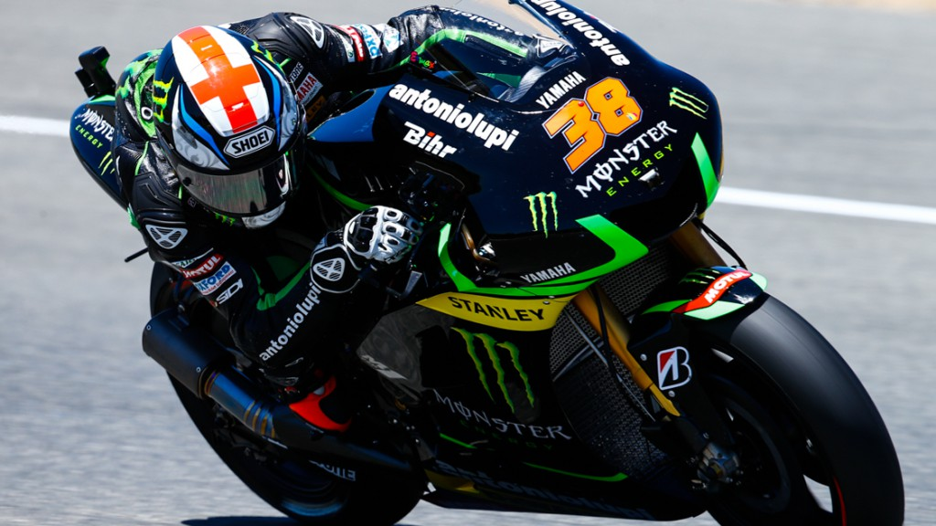 Bradley Smith, Monster Yamaha Tech 3, SPA Q2