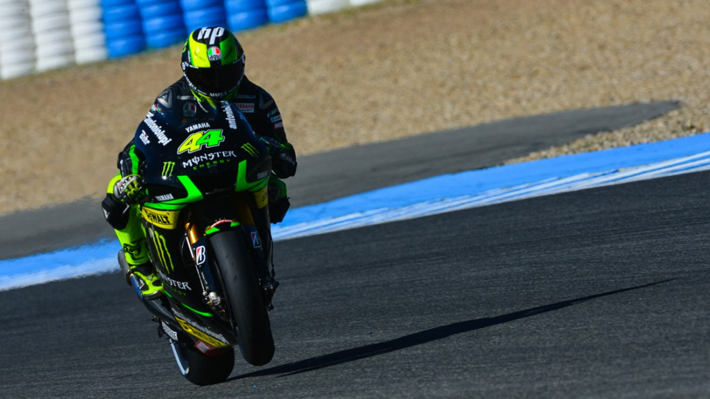 Pol Espargaro, Monster Yamaha Tech 3, SPA Q2