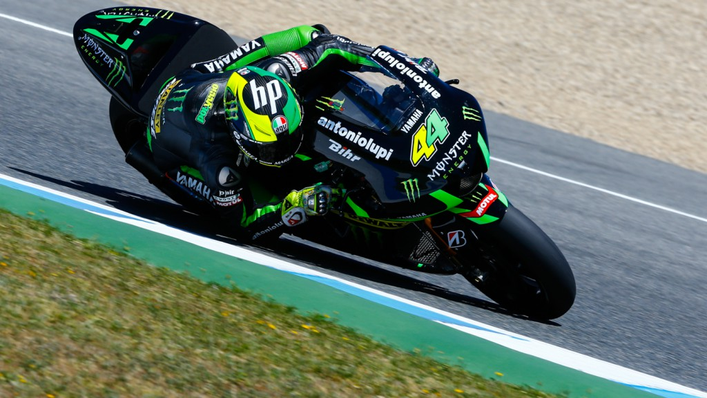 Pol Espargaro, Monster Yamaha Tech 3, SPA FP3