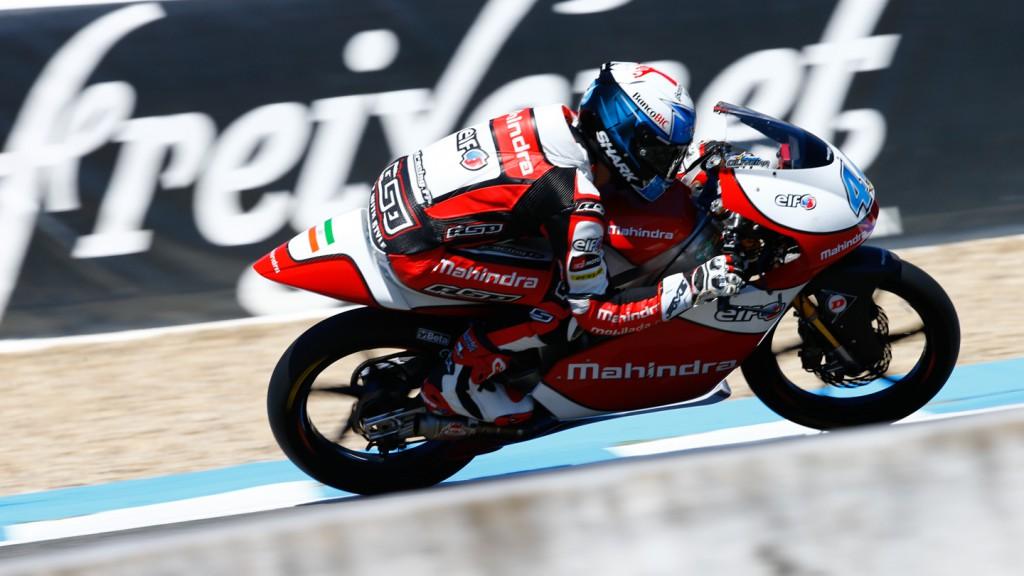 Miguel Oliveira, Mahindra Racing, SPA QP