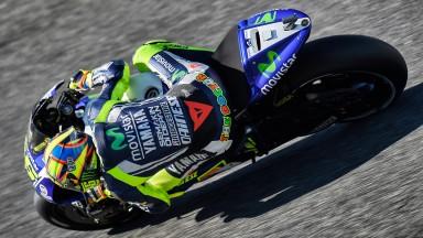Valentino Rossi, Movistar Yamaha MotoGP, SPA Q2
