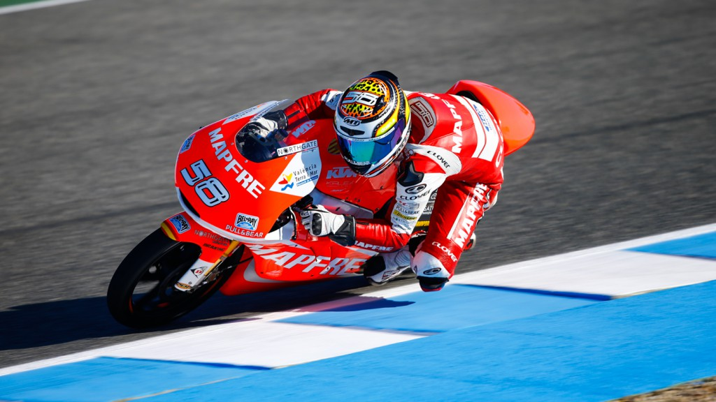 Juanfran Guevara, Mapfre Aspar Team Moto3, SPA FP3