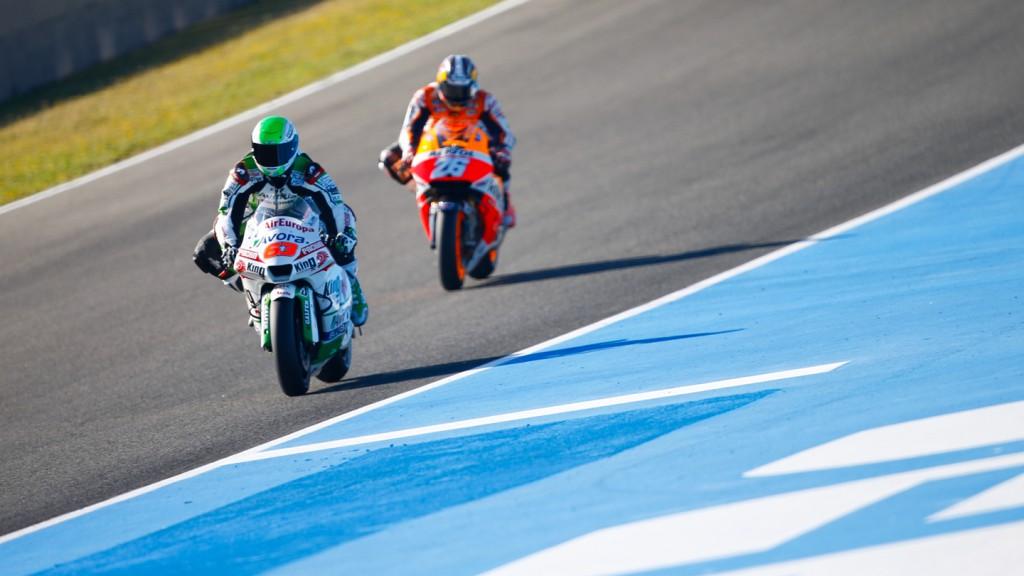 Mike Di Meglio, Avintia Racing, SPA FP3