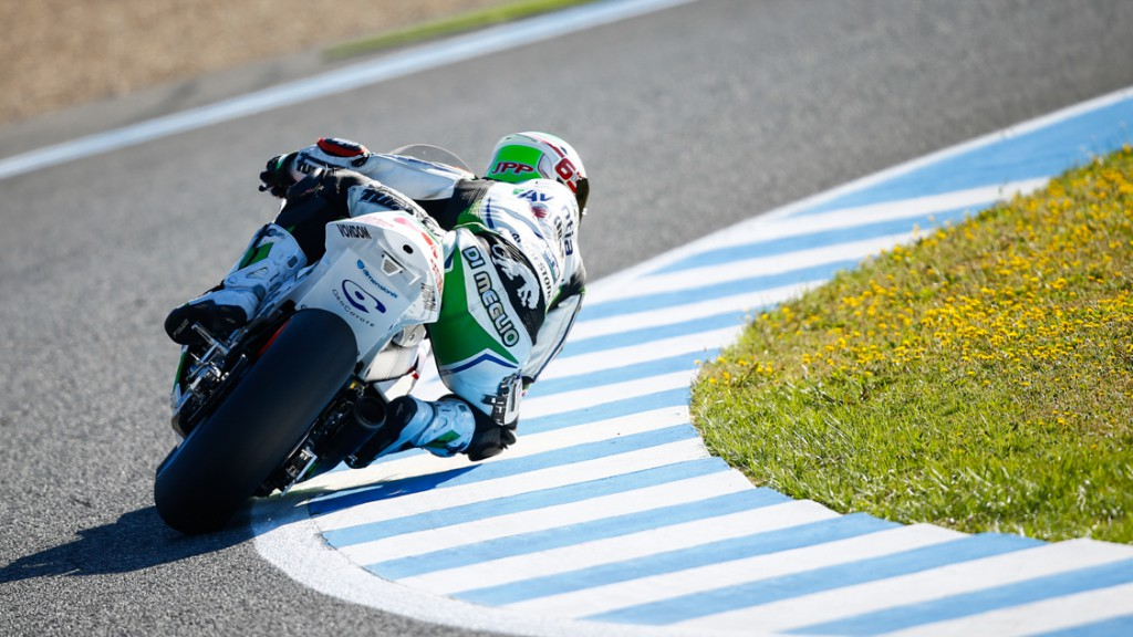 Mike Di Meglio, Avintia Racing, SPA Q1