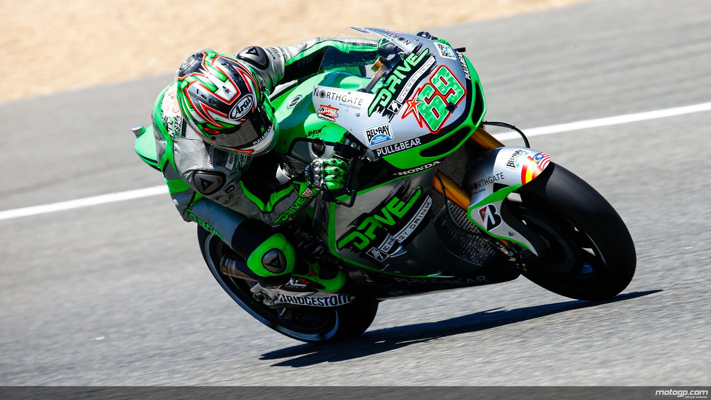 motogp.com · Nicky Hayden, Drive M7 Aspar, SPA Q2