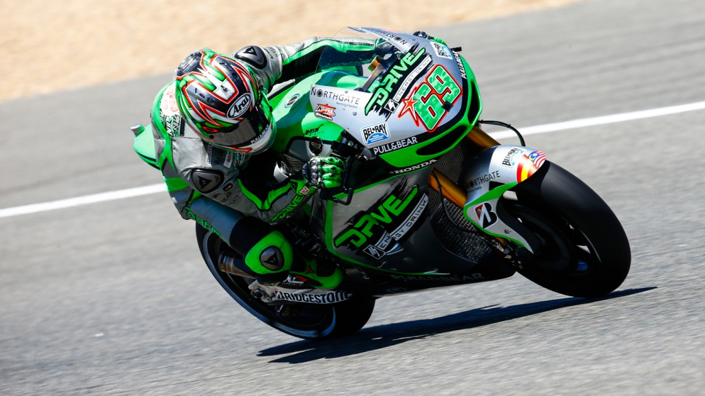 Nicky Hayden, Drive M7 Aspar, SPA Q2
