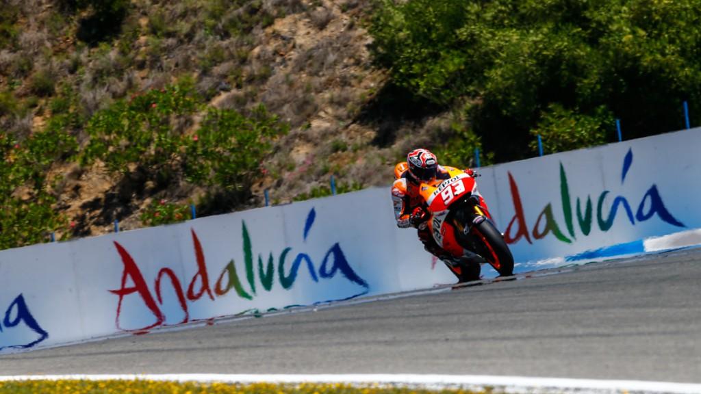 Marc Marquez, Repsol Honda Team, SPA Q2