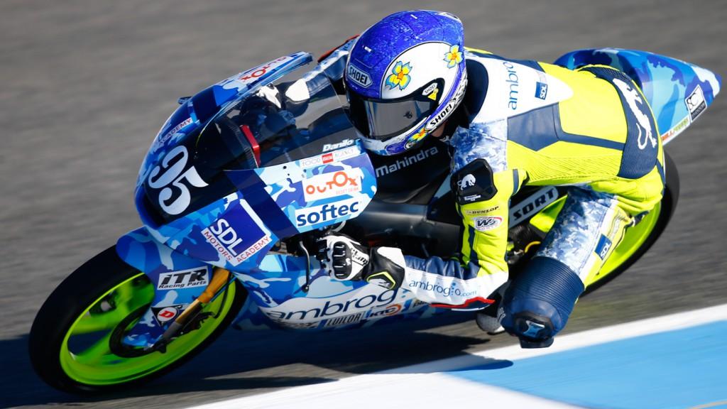 Jules Danilo, Ambrogio Racing, SPA QP