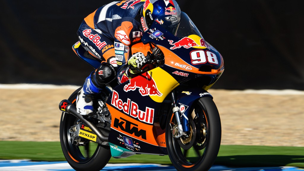 Karel Hanika, Red Bull KTM Ajo, SPA QP