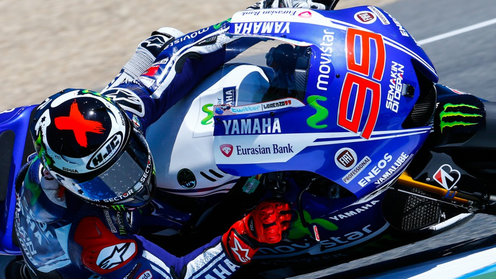 Jorge Lorenzo, Movistar Yamaha MotoGP, SPA FP3