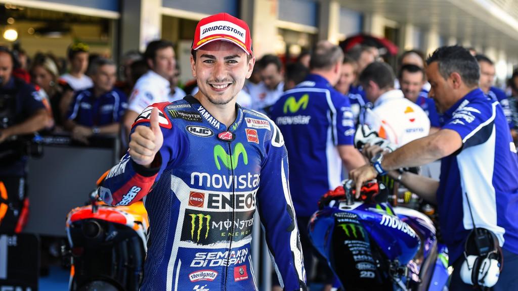 Jorge Lorenzo, Movistar Yamaha MotoGP, SPA Q2