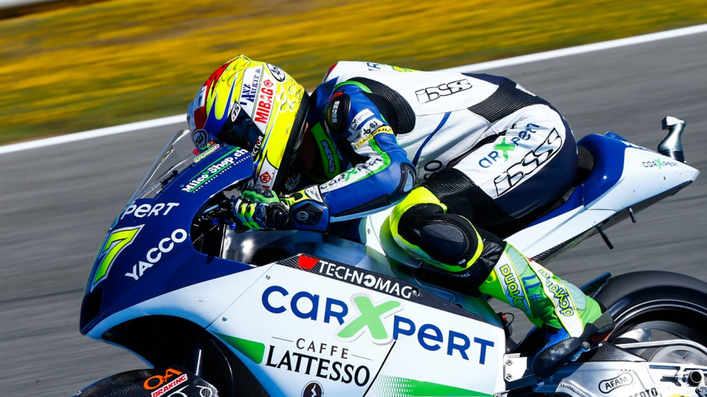 Dominique Aegerter, Technomag carXpert, SPA QP