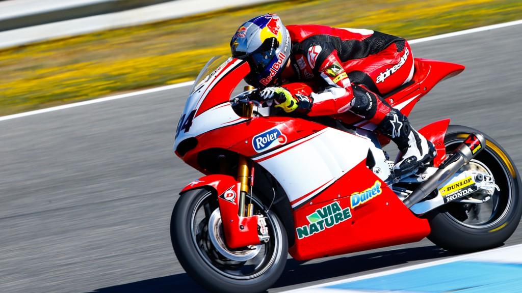 Jonas Folger, AGR Team, SPA QP