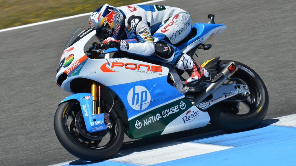 Maverick Viñales, Pons HP 40, SPA QP