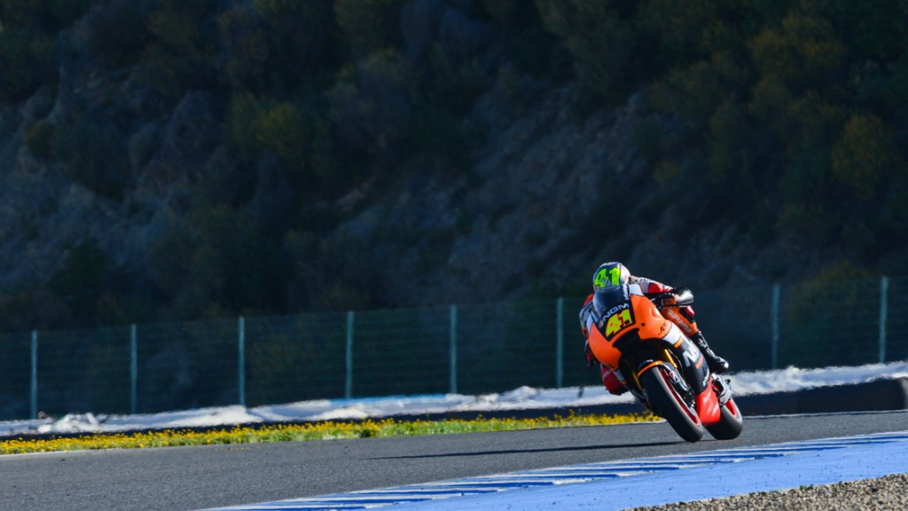 Aleix Espargaro, NGM Forward Racing, SPA Q2