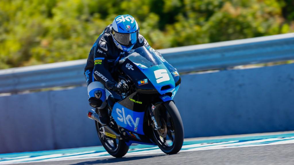 Romano Fenati, SKY Racing Team  VR46, SPA WUP
