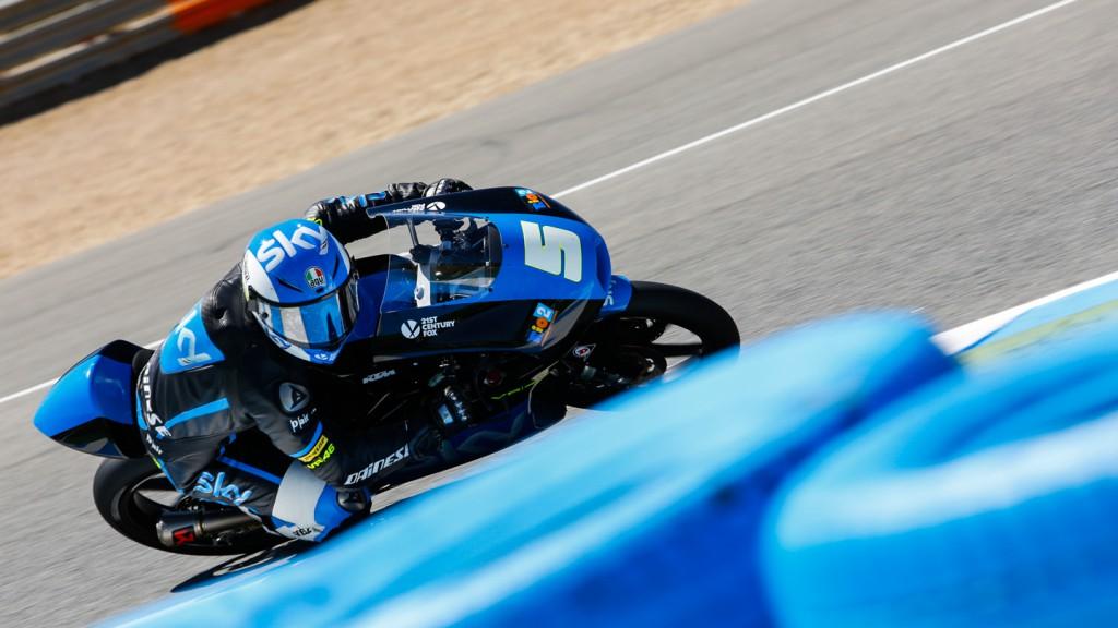 Romano Fenati, SKY Racing Team VR46, SPA RACE
