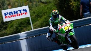 Alvaro Bautista, GO&FUN Honda Gresini, SPA RACE