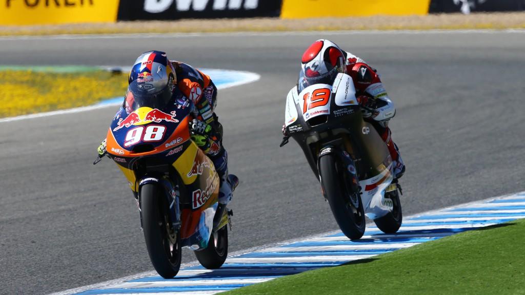Karel Hanika, Alessandro Tonucci, Red Bull KTM Ajo, CIP, SPA RACE