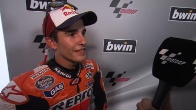Marquez reflects on another stunning victory