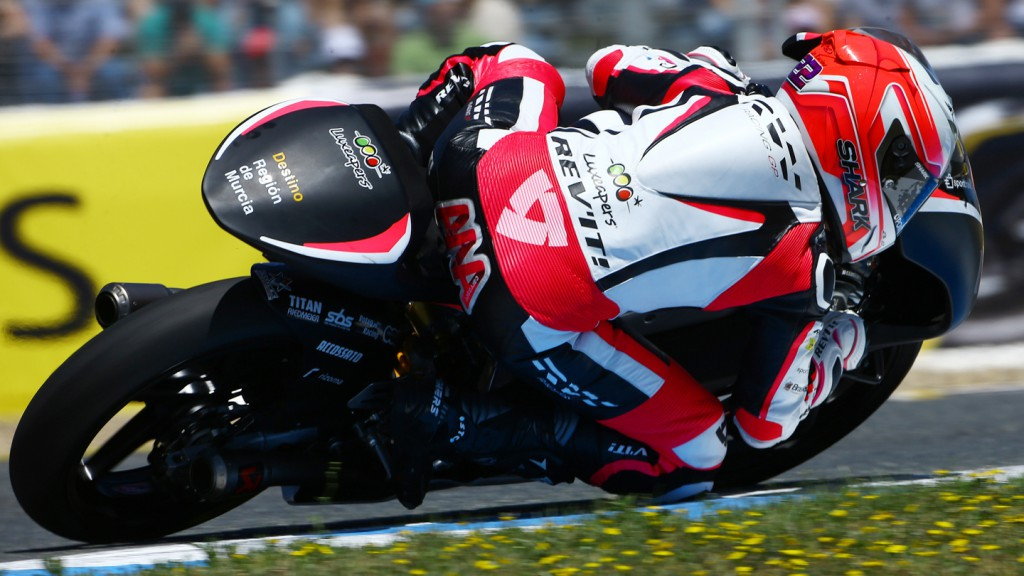 Ana Carrasco, RW Racing GP, SPA RACE