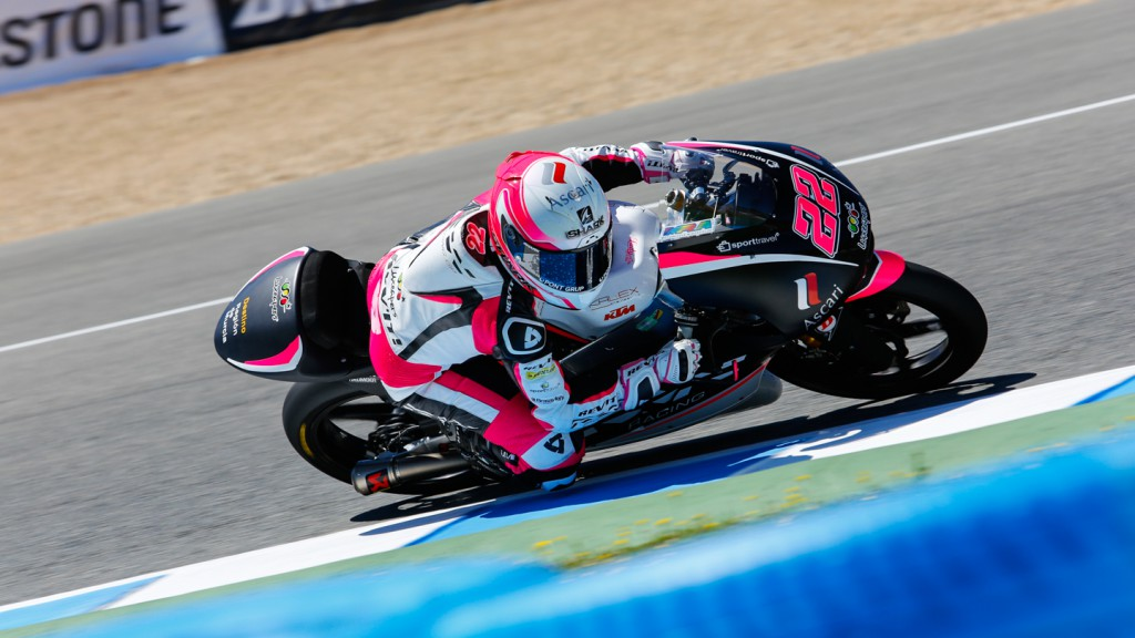 Ana Carrasco, RW Racing GP, SPA WUP