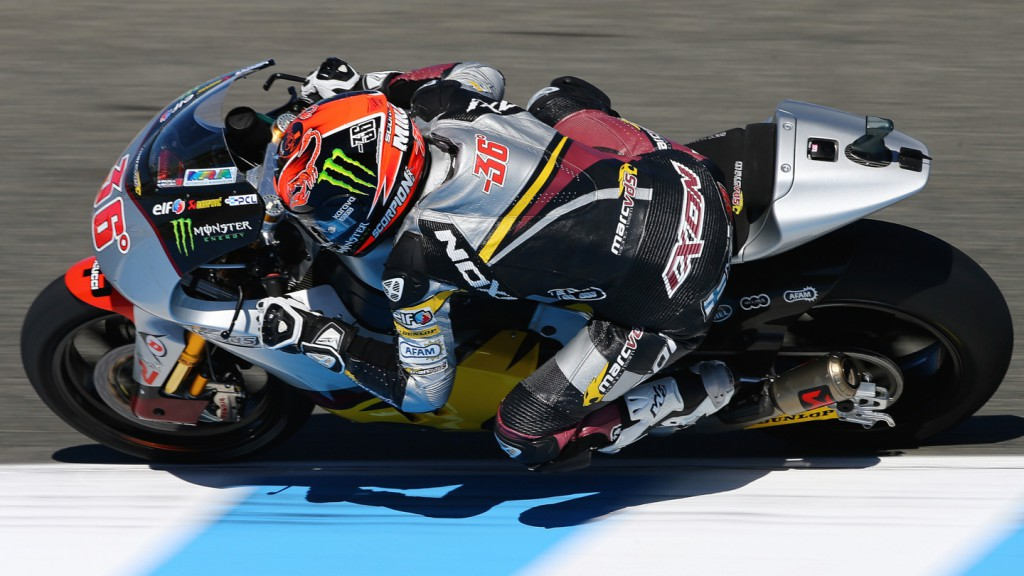 Mika Kallio, Marc VDS Racing Team, SPA WUP