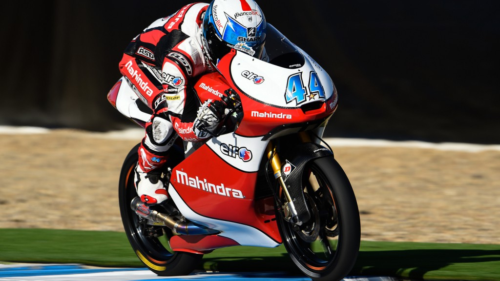 Miguel Oliveira, Mahindra Racing, SPA RACE