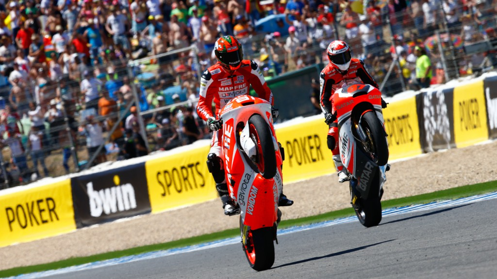 Jordi Torres, Roman Ramos, Mapfre Aspar Team Moto2, QMMF Racing Team, SPA RACE