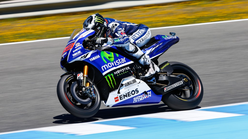 Jorge Lorenzo, Movistar Yamaha MotoGP, SPA WUP