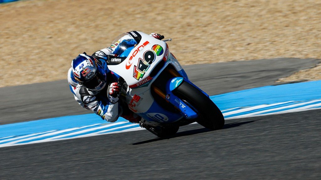 Maverick Viñales, Pons HP 40, SPA WUP