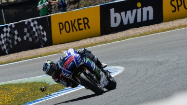 Jorge Lorenzo, Movistar Yamaha MotoGP, SPA RACE